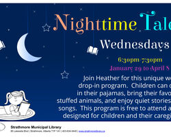 Nighttime Tales Jan to Apr 2020