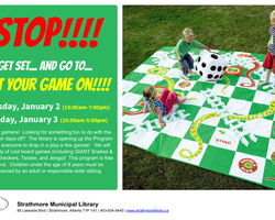 Get Your Game On Jan 2 3