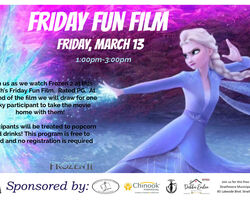 Friday Fun Film Mar 13