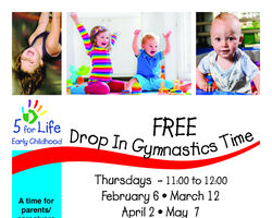 Drop In Gymnastics